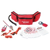 Master Lock Personal Lock Out Pouch E410