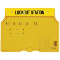 Master Lock Lockout Station 1482 Unfilled