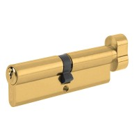 Yale Thumb Turn Cylinder 60mm Brass
