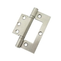 Union Flush Ball Bearing Hinge Pair SS