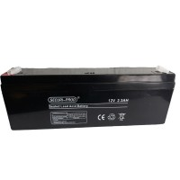 Securi-Prod Battery 12V 2.3AH SLA