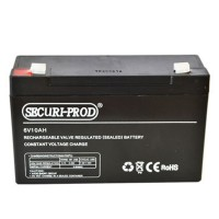 Securi-Prod Battery 6V 10AH SLA