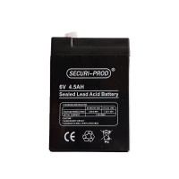 Securi-Prod Battery 6V 4.5AH SLA