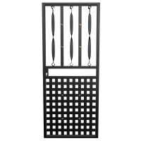 Xpanda Basketweave Gate
