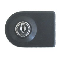 BBL Single Glass Door Cabinet Lock