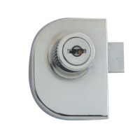 BBL Double Glass Door Cabinet Lock
