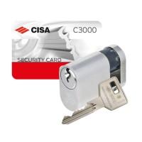 Cisa C3000 Large Oval Single Cylinder