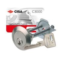 Cisa C3000 Rim Cylinder