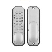 Fortis Digital Latch Lock AB With Hold Open