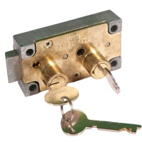 Union Dual Safety Deposit Lock