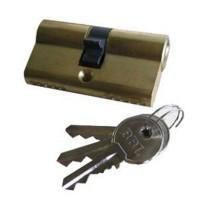 Fortis V-Cam Double Cylinder Brass
