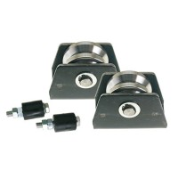 Securi-Prod Gate wheel kit 60mm with 2 Guides