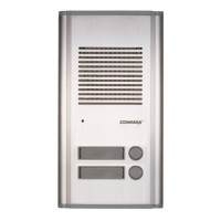Commax Two Button Intercom Gate Station PART