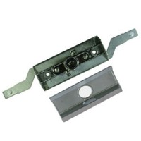 Jaguar R02 Roll Up Garage Door Lock Studded