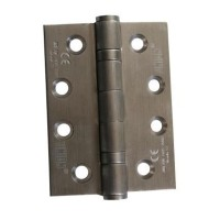 Union 102 x 76 Butt Hinge Pair SS