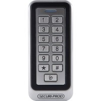 Securi-Prod RFID Reader & Keypad Metal