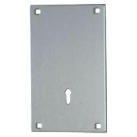 Union 5063 Push Plate 76mm Lock