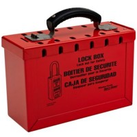 Master Lock Portable Group Lock Box 498A