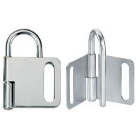 Master Lock ML418 Steel Hasp