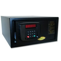 MTX-40 Hotel Safe Black