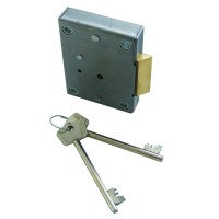 L&F 2802  Safe Lock Slam Lock
