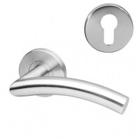 Fortis Handle F08 on Rose SS Eur