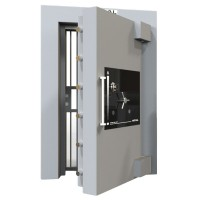 Mutual SABS Cat 3 DS100 Vault Door