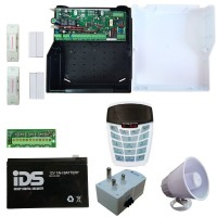 IDS X64 Alarm Kit 16 Zone