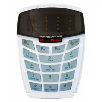 IDS X64 LED 16 Zone Curve Series Keypad
