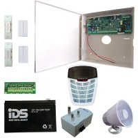 IDS X64 Alarm Kit 16 Zone
