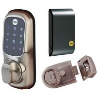 Yale Keyless Smart Lock With Nightlatch