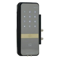 Yale Shine Digital Door Lock Silver