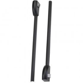 Cisa FAST Side Locking latches Black