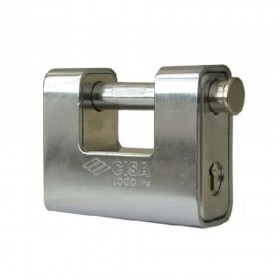 Cisa 21810 Logoline Armoured Lock 66mm