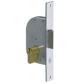 Cisa 42111 Steel Gate Lock
