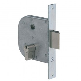Cisa 42312 Steel Gate Lock