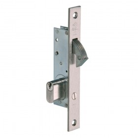 Cisa Hookbolt Lock for Metal - Single Cyl