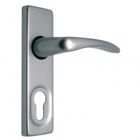 Union Waterbok 45mm Door Furniture 47 CTC Euro AS