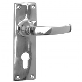 Union Protea Door Furniture On Plate L2209