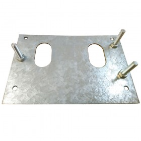 Duraslide Foundation Plate