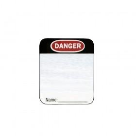 Master Lock Photo ID Padlock Labels 6 Pack