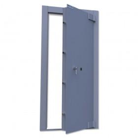 Mutual Record Room Door